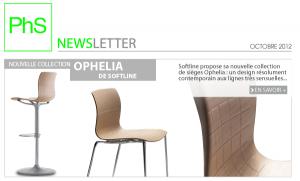 newsletter phs mobilier octobre 2012