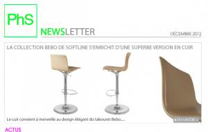 newsletter-phs mobilier decembre 2012