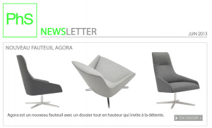newsletter phs mobilier juin 2013