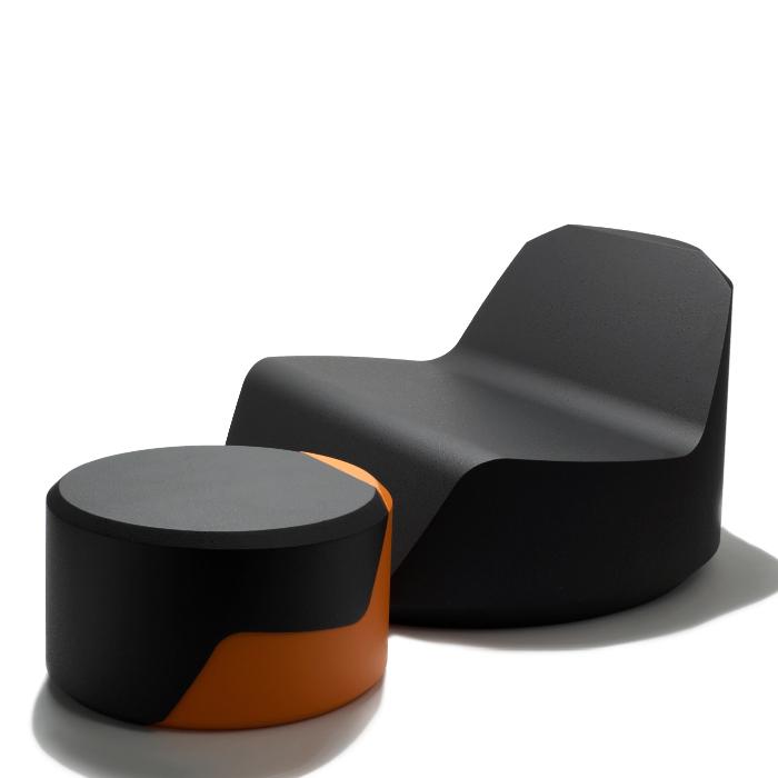 fauteuil orca round fauteuils phs mobilier. Black Bedroom Furniture Sets. Home Design Ideas