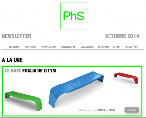 NewsLetter Octobre 2014