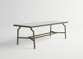 Agosto-Dinning-Table-DARK-BROWN-Old-White