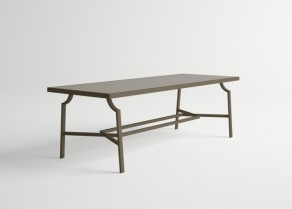 Caldera-Dinning-Table-DARK-BROWN-Beige