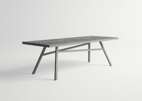 Pulvis-Dinning-Table-GRAPHITE-Stone