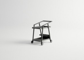 Pulvis-Trolley-Graphite