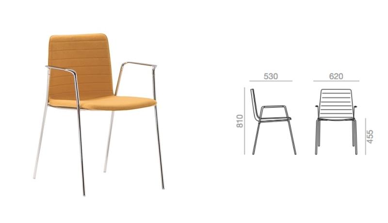 chaise et schéma so 1610