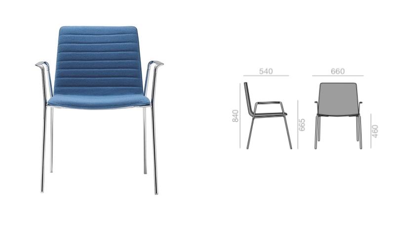 chaise et schéma so 1611