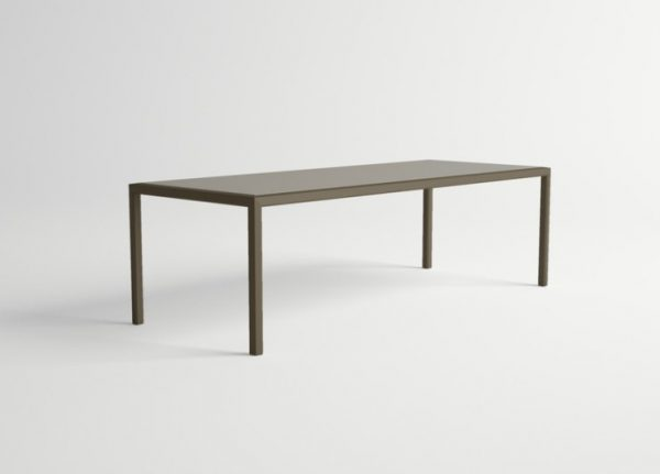 Victus-Dinning-Table-DARK-BROWN-Beige