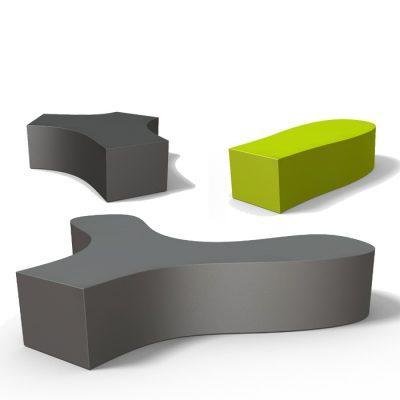 pouf flow phs mobilier