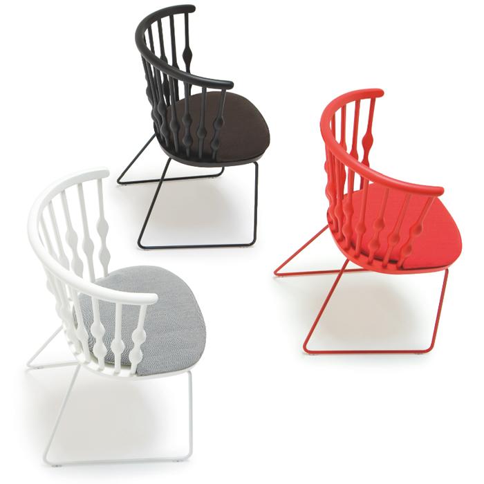 chaise nub bu 1421 phs mobilier