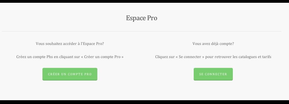 connexion-espace-pro-phs-mobilier