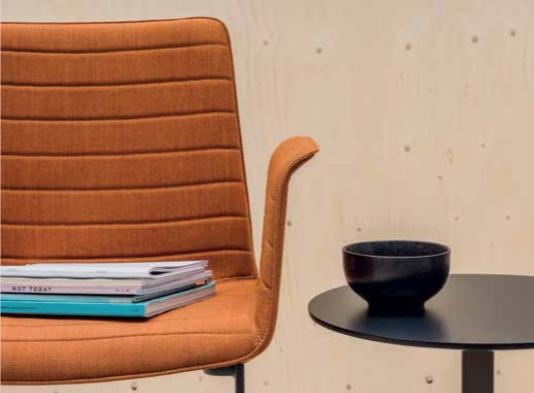 Nouvelle coque pour la gamme Flex Corporate d'Andreu World